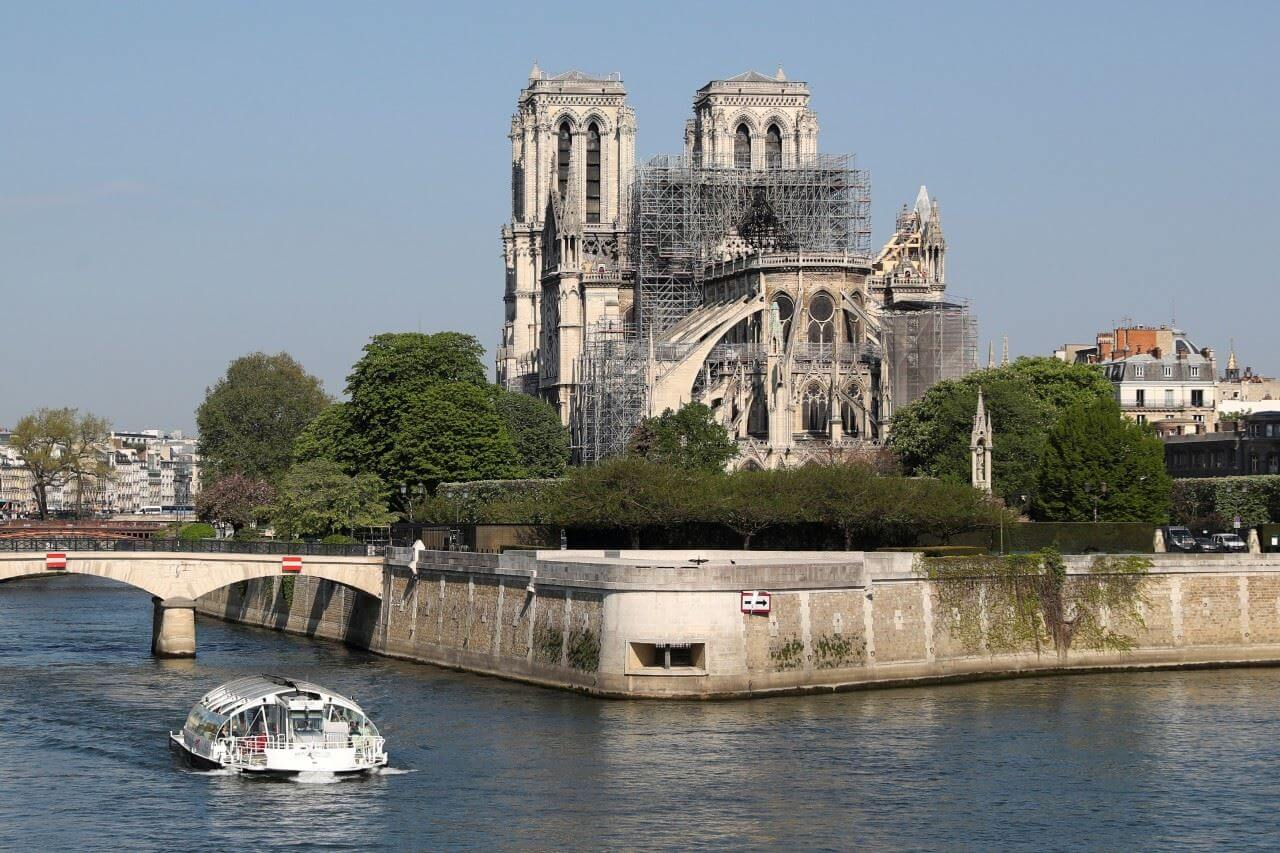 A Notre-Dame székesegyház új életre fog kelni, mint mi keresztények, Jézus Feltámadása után