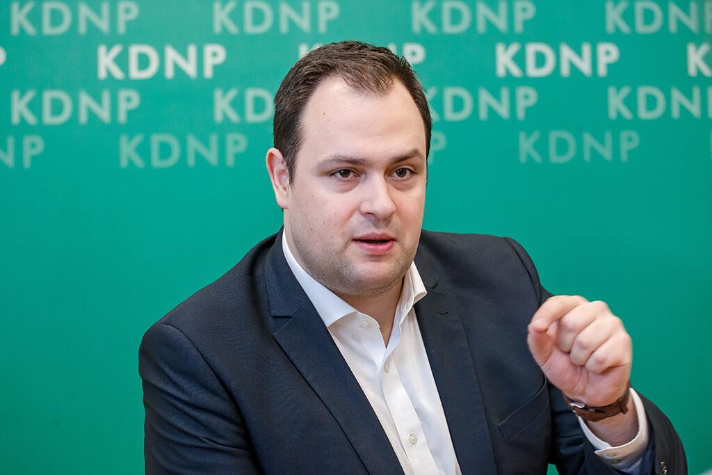 Nacsa Lőrinc: Szükség lenne egy jó ellenzékre