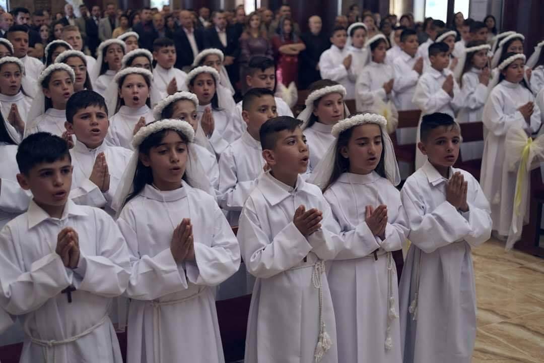 """Elsőáldozás a """"Magyarország Leánya""""-templomban"""
