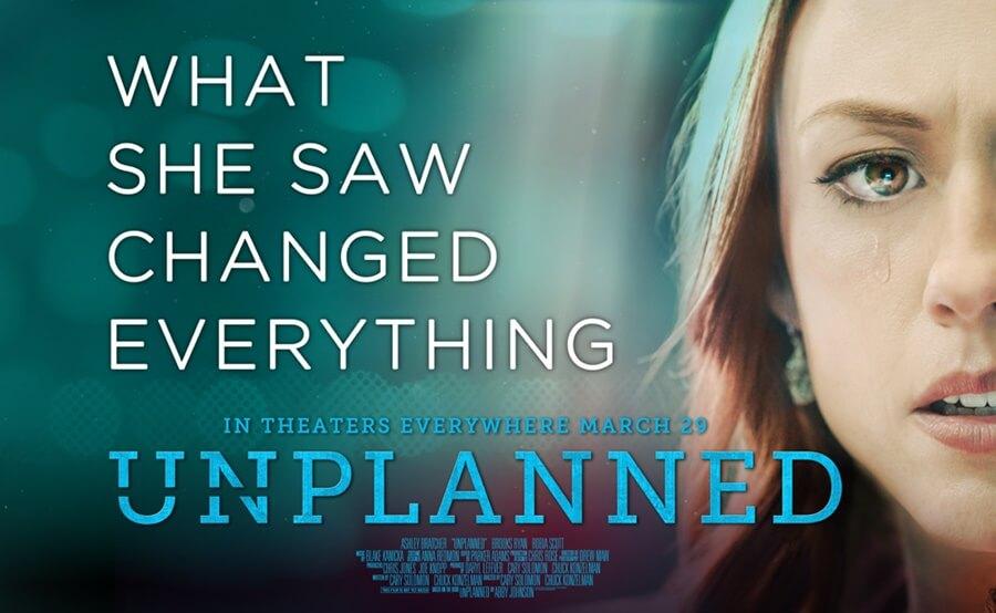 Hozzák el a magyar mozikba az Unplanned című filmet!