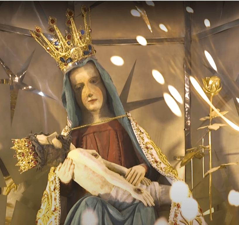 Limanowa – Fájdalmas Anya Szentélye